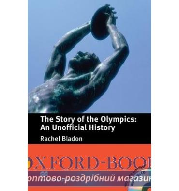 Macmillan Readers Pre-Intermediate The Story of the Olympics: An Unofficial History + Audio CD + extra exercises