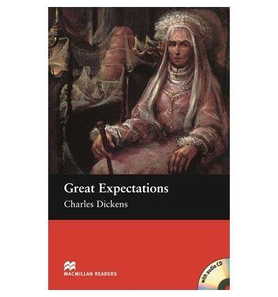 Macmillan Readers Upper-Intermediate Great Expectations + Audio CD