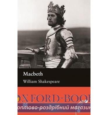 Книжка Upper-Intermediate Macbeth ISBN 9780230402218