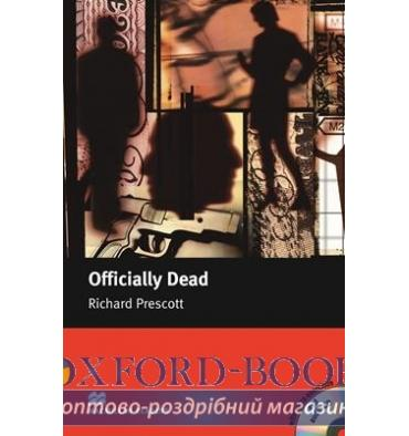 Macmillan Readers Upper-Intermediate Officially Dead + Audio CD + extra exercises