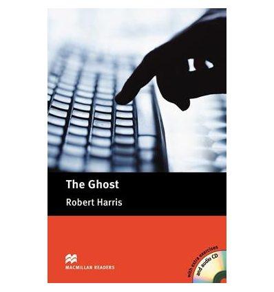 Macmillan Readers Upper-Intermediate The Ghost + Audio CD