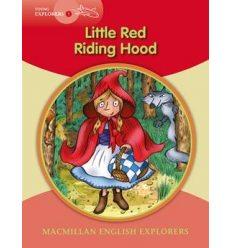 Книжка Macmillan English Explorers 1 Red Riding Hood ISBN 9780230469259
