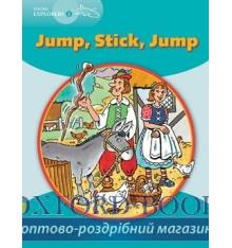 Книжка Macmillan English Explorers 2 Jump, Stick, Jump ISBN 9781405060035