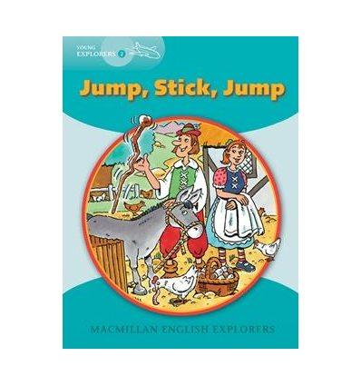 Macmillan English Explorers 2 Jump, Stick, Jump