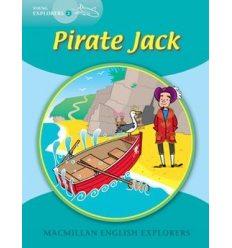 Книжка Macmillan English Explorers 2 Pirate Jack ISBN 9781405060066