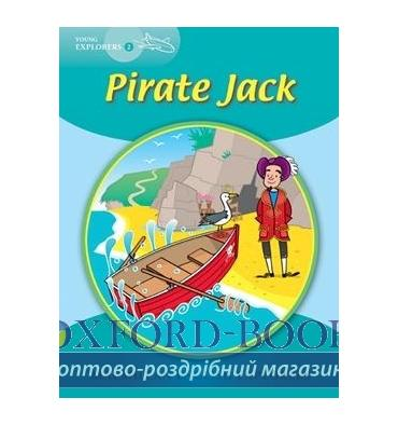 Macmillan English Explorers 2 Pirate Jack