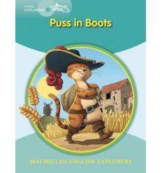 Книжка Macmillan English Explorers 2 Puss in Boots ISBN 9780230469266