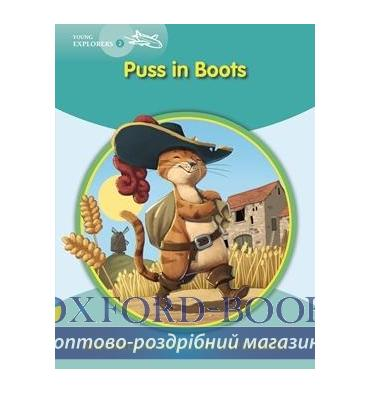 Macmillan English Explorers 2 Puss in Boots