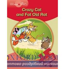 Macmillan Explorers Phonics 1 Crazy Cat and Fat Old Rat
