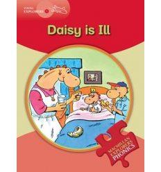 Книжка Macmillan Explorers Phonics 1 Daisy is ill ISBN 9780230404755