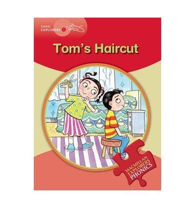 Книжка Macmillan Explorers Phonics 1 Toms Haircut ISBN 9780230404786