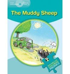 Книжка Macmillan Explorers Phonics 2 The Muddy Sheep ISBN 9780230404793