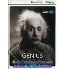 Книжка Cambridge Discovery A1 Genius (Book with Online Access) ISBN 9781107678651
