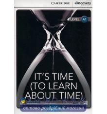 Робочий зошит CDIR A1 Its Time (To Learn Arbeitsbuch out Time) (Book with Online Access) ISBN 9781107667068