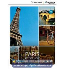 Книжка Cambridge Discovery A1 Paris: City of Light (Book with Online Access) ISBN 9781107645776