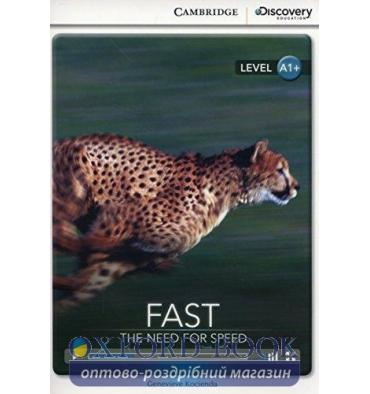Книжка Cambridge Discovery A1+ Fast: The Need for Speed (Book with Online Access) ISBN 9781107680685