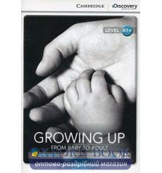 Книга Cambridge Discovery a1+ Growing Up: From Baby to Adult (Book with Online Access) 9781107687448 купить Киев Украина