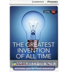 Тесты CDIR A2 The Greatest Invention of All Time (Book with Online Access) 9781107621619 купить Киев Украина