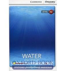 Книга Cambridge Discovery A2 Water: Vital for Life (Book with Online Access) ISBN 9781107622517 купить Киев Украина