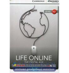 Cambridge Discovery Interactive Readers A2+ Life Online: The Digital Age