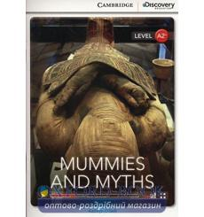 Книга Cambridge Discovery A2+ Mummies and Myths (Book with Online Access) ISBN 9781107688308 купить Киев Украина