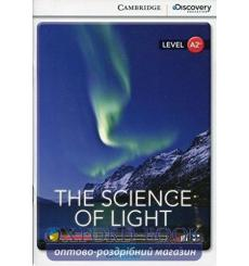 Книга Cambridge Discovery A2+ The Science of Light (Book with Online Access) ISBN 9781107681989 купить Киев Украина