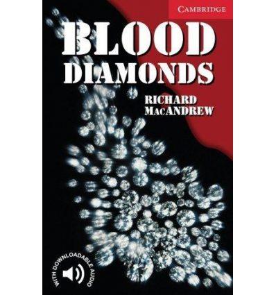 Книжка Blood Diamonds MacAndrew, R ISBN 9780521536578