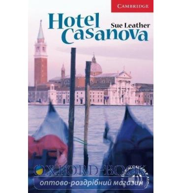 Cambridge English Readers 1 Hotel Casanova + Downloadable Audio