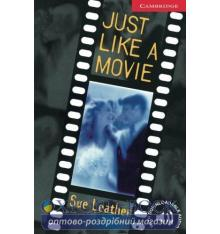 Книжка Cambridge English Readers 1 Just Like a Movie + Downloadable Audio (US) ISBN 9780521788137