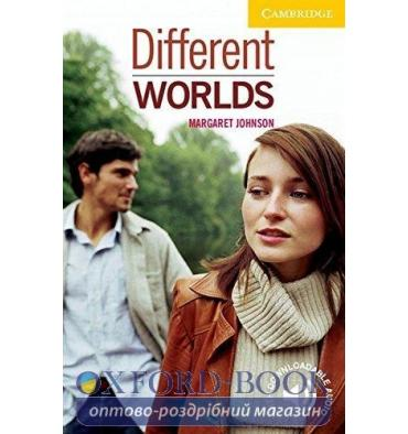 Книжка Different Worlds Johnson, M ISBN 9780521536554