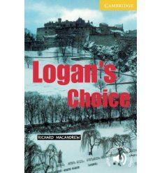 Cambridge English Readers 2 Logan's Choice + Downloadable Audio