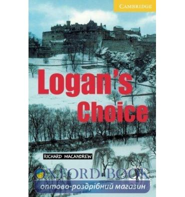 Книжка Logans Choice MacAndrew, R ISBN 9780521795067
