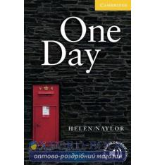 Cambridge English Readers 2 One Day + Downloadable Audio