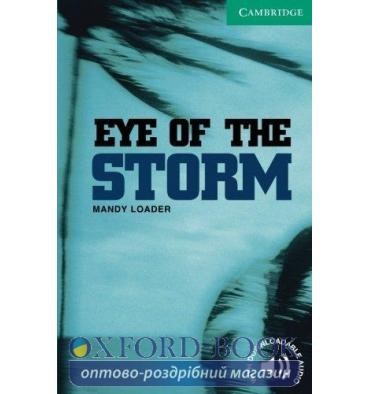 Cambridge English Readers 3 Eye of the Storm + Downloadable Audio (US)