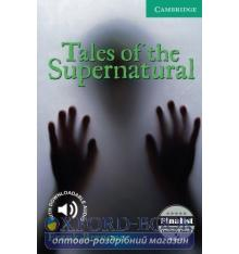 Cambridge English Readers 3 Tales of the Supernatural + Downloadable Audio
