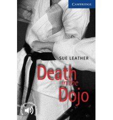 Cambridge English Readers 5 Death in the Dojo + Downloadable Audio