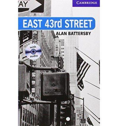 Cambridge English Readers 5 East 43rd Street + Downloadable Audio (US)