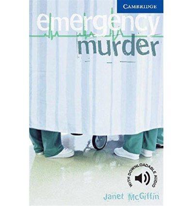 Книжка Emergency Murder McGiffin, J ISBN 9780521536622