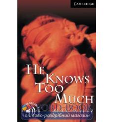 Книга He Knows Too Much Maley, A ISBN 9780521656078 купить Киев Украина