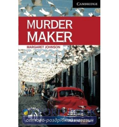 Книжка Murder Maker Johnson, M ISBN 9780521536639