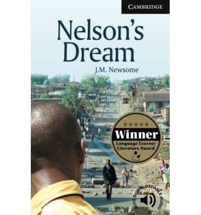 Cambridge English Readers 6 Nelson's Dream + Downloadable Audio