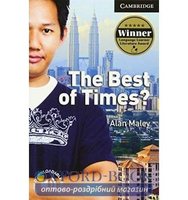Cambridge English Readers 6 The Best of Times? + Downloadable Audio