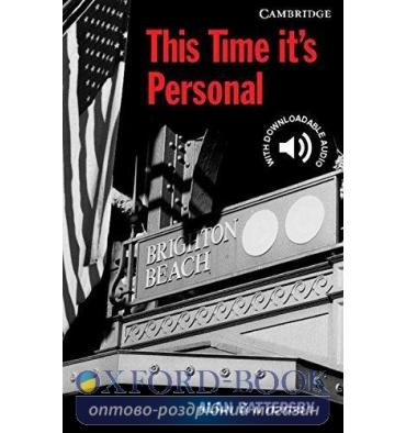 Книжка This Time its Personal Battersby, A ISBN 9780521798440