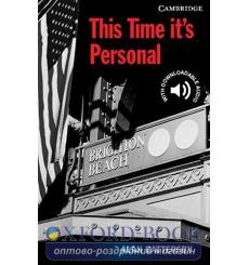 Книга This Time its Personal Battersby, A ISBN 9780521798440 купить Киев Украина