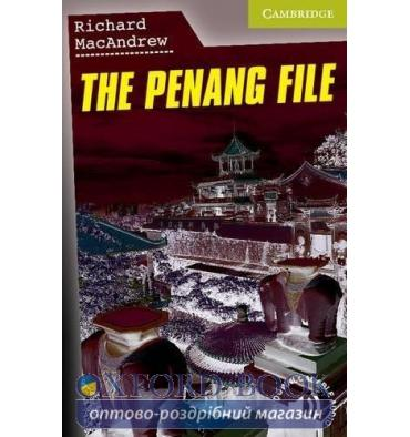 Cambridge English Readers Starter The Penang File + Downloadable Audio