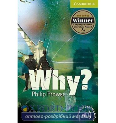 Книжка CER St Why? Prowse, P ISBN 9780521732956