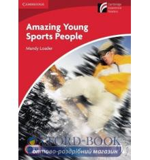 Книжка Cambridge Readers Amazing Young Sports People: Book Loader, M ISBN 9788483235720