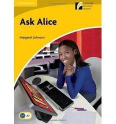 Cambridge Experience Readers 2 Ask Alice + Downloadable Audio