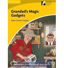 Книжка Grandads Magic Gadgets + Downloadable Audio ISBN 9788483235225