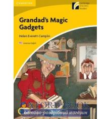 Книжка Cambridge Readers Grandads Magic Gadgets: Book Camplin, H ISBN 9780521148979